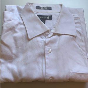 Nordstrom men's cuff link dress shirt